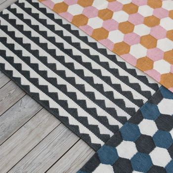 Recycled Pet Rugs - 150 x 200 cm