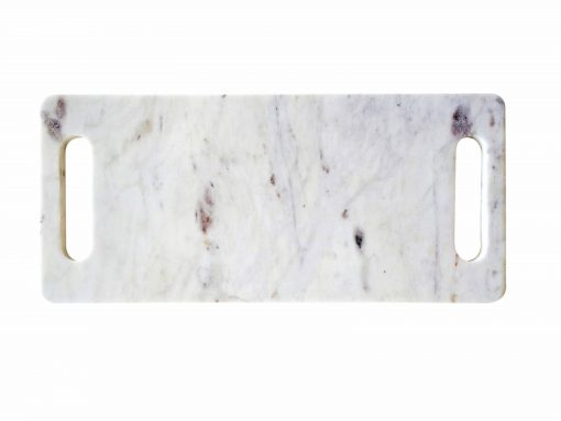 white marble rectangle platter website